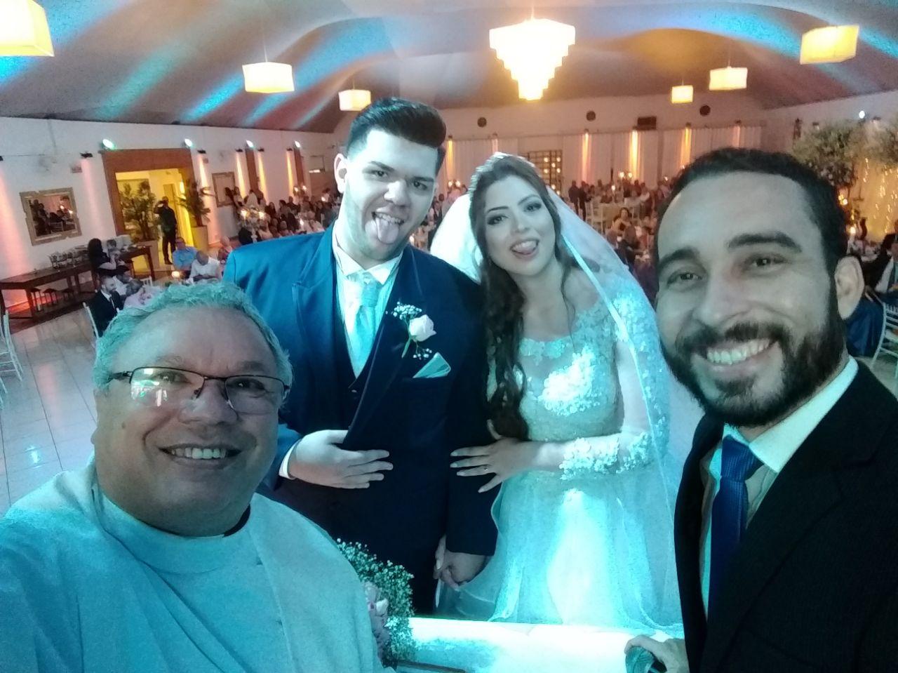 Casamentos realizados pelo Rev. Josué Torres